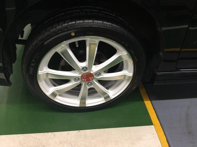 タイヤホイールお買い上げありがとうございます!ワゴンR Wブルヴォ