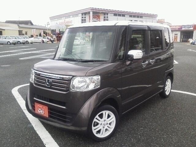 N BOX お支払総額133.4万円(SA東福岡店)